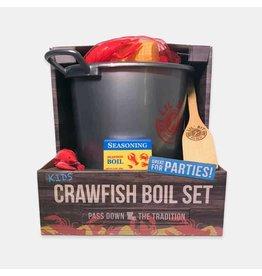 Lil' Bit Lil Bit Crawfish Boil Set (curbside/local delivery exclusive)