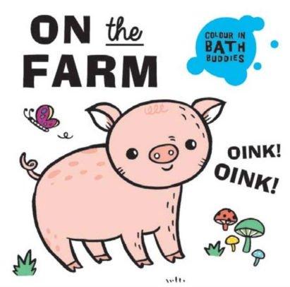 Books Bath Buddies: On the Farm Book