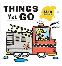 Books Bath Buddies: Things That Go Book