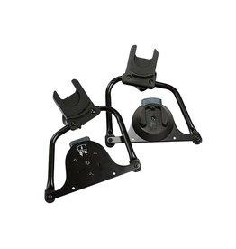 Bumbleride Bumbleride Indie Twin Car Seat Adapter, Double Set Clek/Maxi Cosi/ Cybex/ Nuna