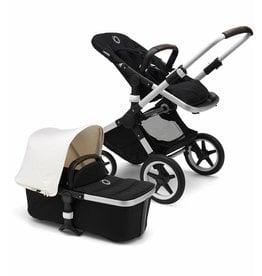 Bugaboo Bugaboo Fox Complete Stroller Set - Aluminum/Black/Fresh White