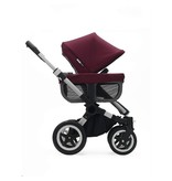 Bugaboo Bugaboo Donkey2 Mono Complete Aluminum/Grey/Red
