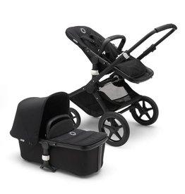 Bugaboo Bugaboo Fox Complete Stroller Set - Black/Black