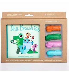 The Brushies The Brushies StoryBook with 4 Brushies