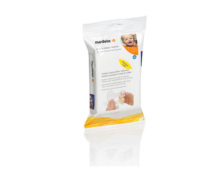 Medela Medela Quick Clean Pump Wipes