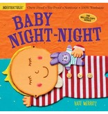 Indestructibles Baby Books Indestructibles: Baby Night Night