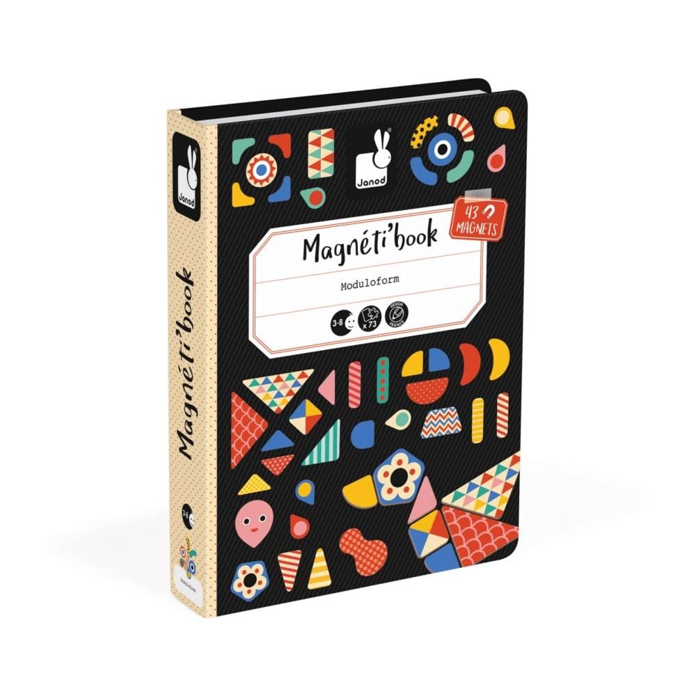 Janod Toys Janod  Magnoform Magneti'book