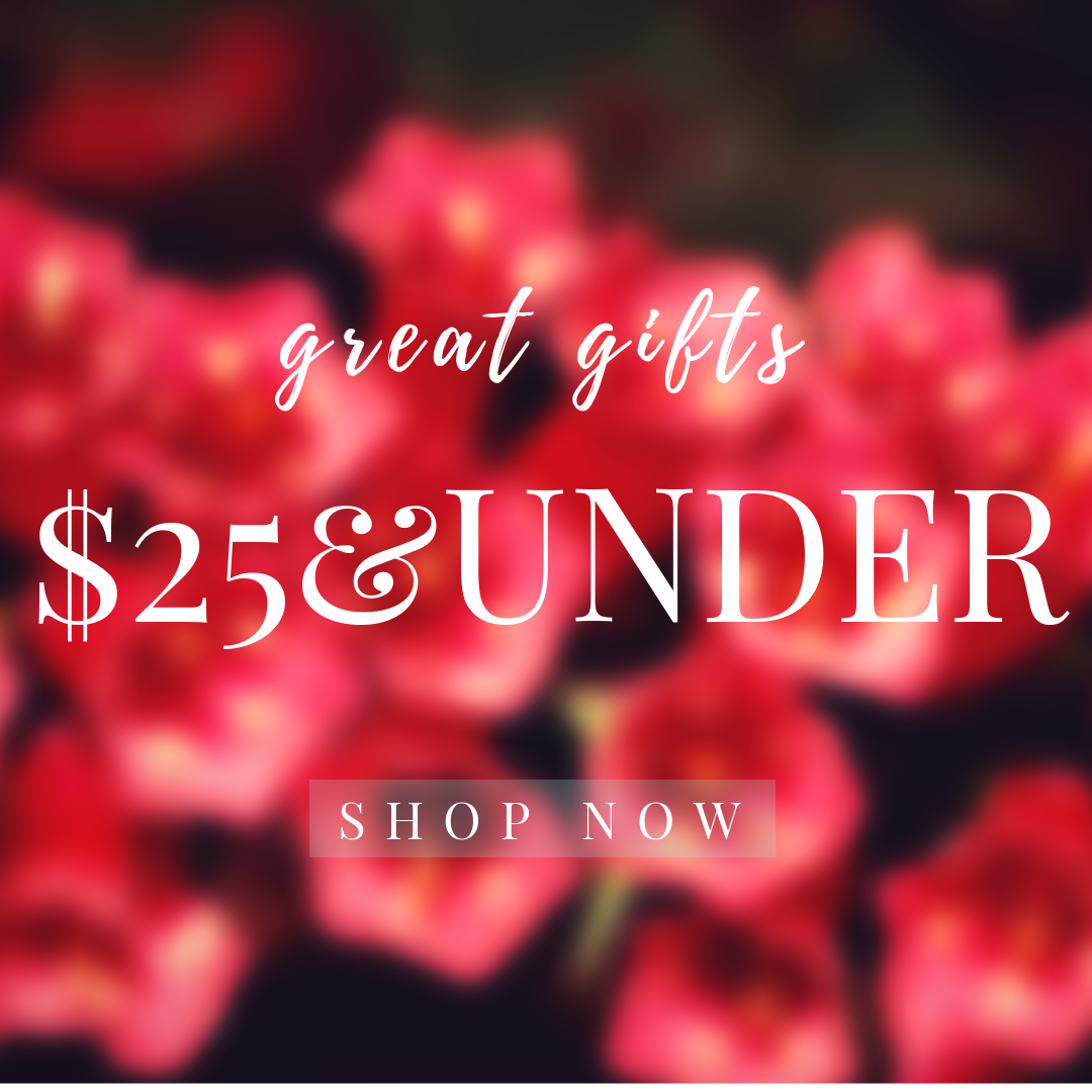 Great Gifts $25 & Under