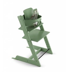 Stokke Stokke Tripp Trapp High Chair in Color with Matching Baby Set
