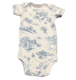 Maison Nola Storyland Onesie in Blue