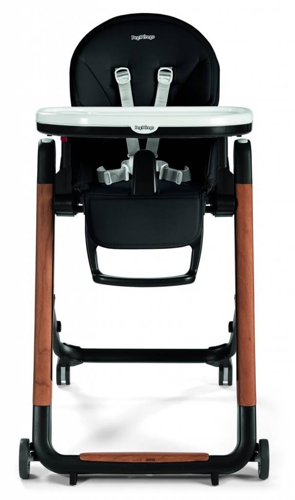 Peg Perego Peg Perego Siesta High Chair - Agio Black