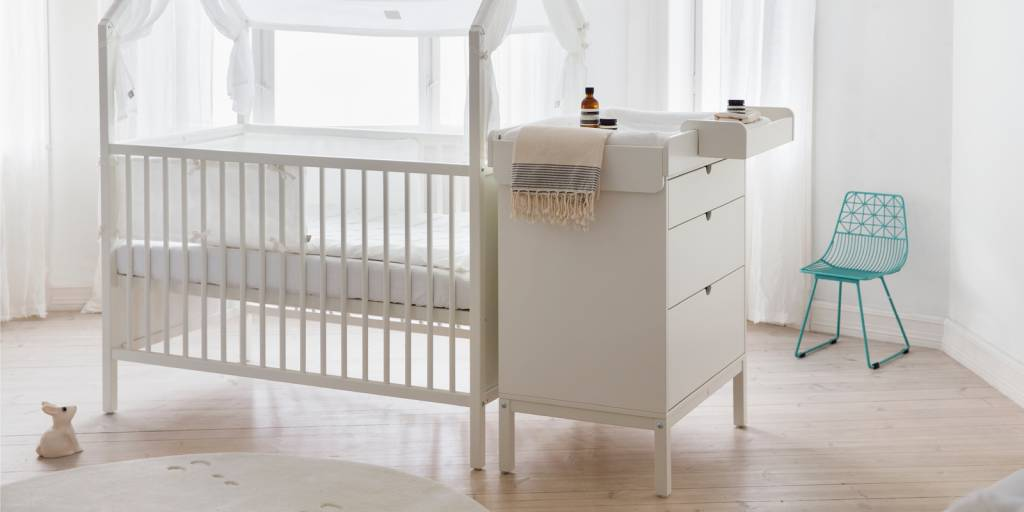 Stokke Stokke HOME Changer with mattress - white
