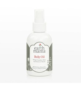 Earth Mama Angel Baby Earth Mama Organics Belly Oil 4oz