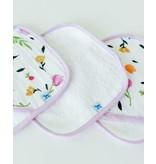 little unicorn little unicorn Cotton Wash Cloth 3 Pk