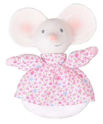 Meiya & Alvin Meiya the Mouse Rattle Toy