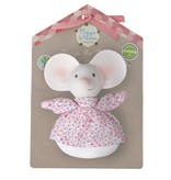 Meiya & Alvin Meiya the Mouse Soft Rattle Toy