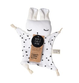 Wee Gallery Wee Gallery - Organic Cuddle Bunny (Stars)