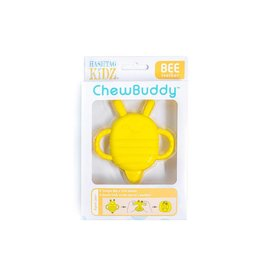 ChewBuddy 2-in-1 Teether/Snack Container