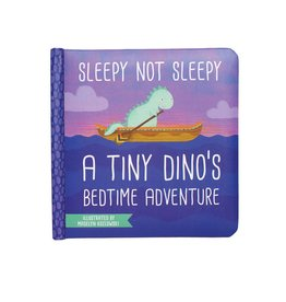 Books Sleepy Not Sleepy - A Tiny Dino's Bedtime Adventure