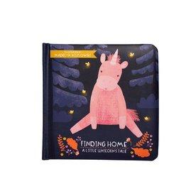 Books Finding Home - A Little Unicorn's Tale Board Book