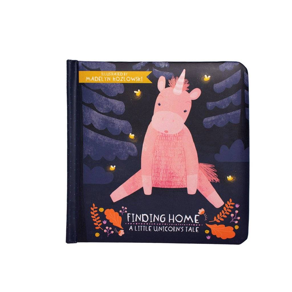 Books Finding Home - A Little Unicorn's Tale Board Book