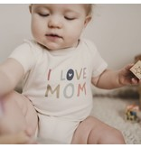 Finn + Emma finn + emma Graphic Bodysuit - Love Mom