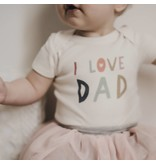 Finn + Emma finn + emma Graphic Bodysuit - Love Dad