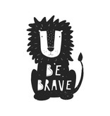 Finn + Emma finn + emma Graphic Bodysuit - Be Brave