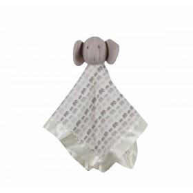 Magnetic Me Magnetic Me Modal Lovey Blanket - Dancing Elephants