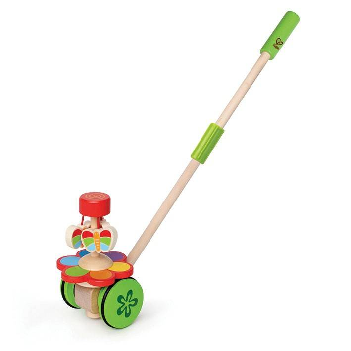 Hape Hape Wooden Push & Pull Pals