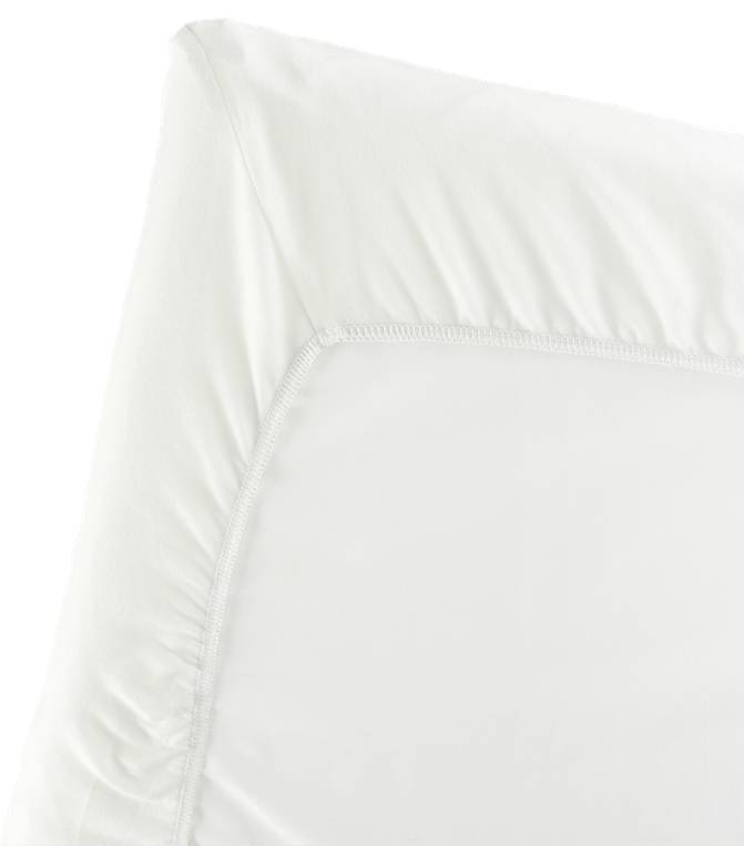 BabyBjorn BabyBjorn Organic Fitted Sheet for Travel Crib Easy Go/Light