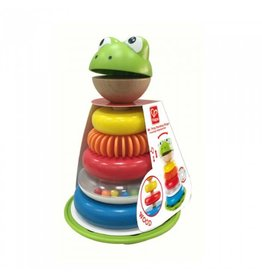 Hape Mr. Frog Stacking Rings