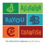 Books Alligator Bayou Crawfish