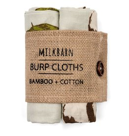 Milkabarn Bamboo Burpies