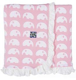 KicKee Pants KicKee Pants Essentials Print Stroller Blanket