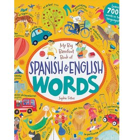 Books Barefoot Spanish & English Words