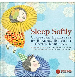 Books Sleep Softly Storybook & CD