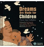 Books Dreams are Made for Children Storybook & CD