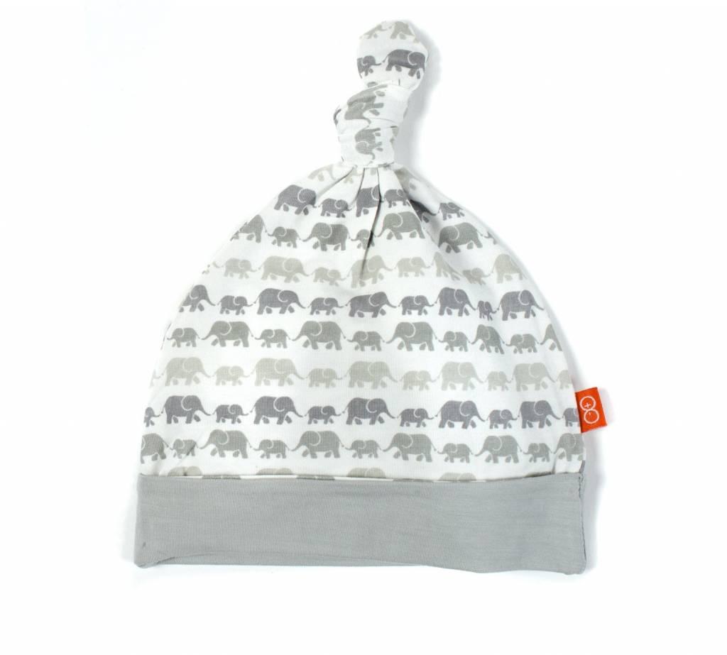 Magnetic Me Magnetic Me Dancing Elephants Modal Hat (NB-3)