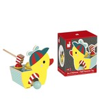 Janod Toys Janod Baby Forest Duck Hammer Ball Toy
