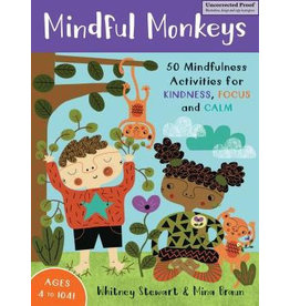 putumayo Barefoot Mindful Kids Activity Cards