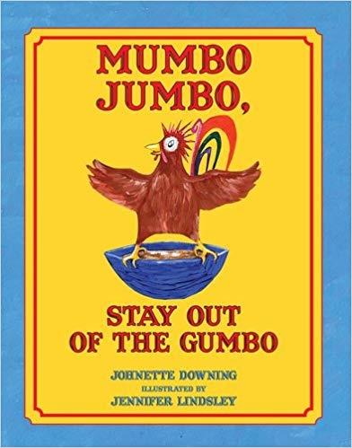 Books Mumbo Jumbo Stay Out of the Gumbo