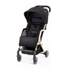 Diono Diono Traverze Luxe Stroller - Black/Gold Cube