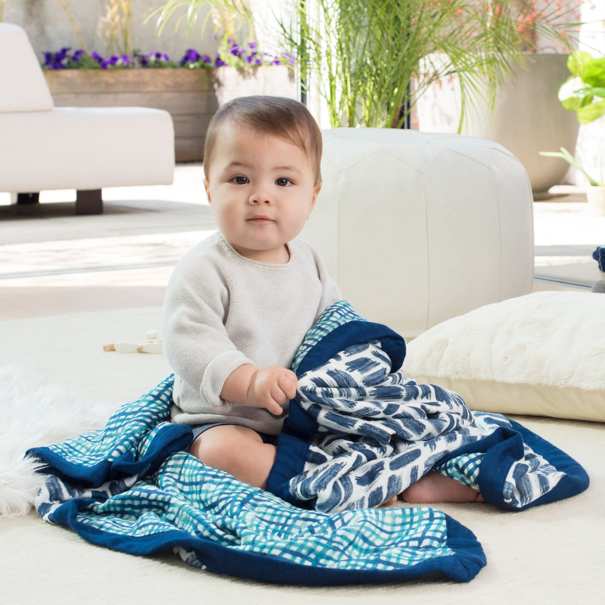 aden + anais aden + anais Silky Soft Dream Blanket