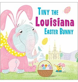 Books Tiny the Louisiana Easter Bunny