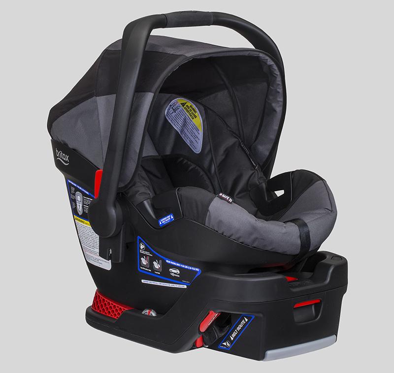 BOB Britax B-Safe 35 BOB Infant Car Seat by Britax