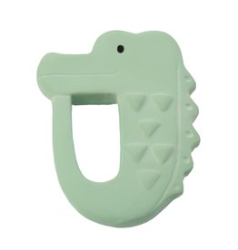 Tikiri Tikiri Alligator Silicone Teether