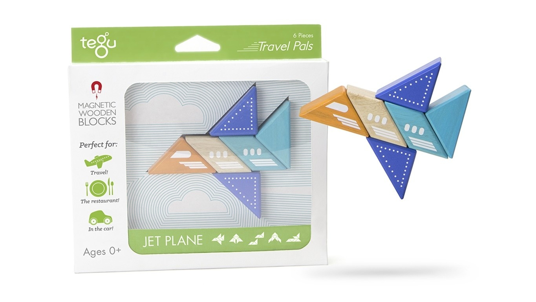 Tegu Tegu Jet Travel Pal