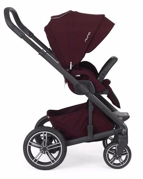 Nuna Nuna MIXX2 Stroller Berry (Floor Model) - Last One!