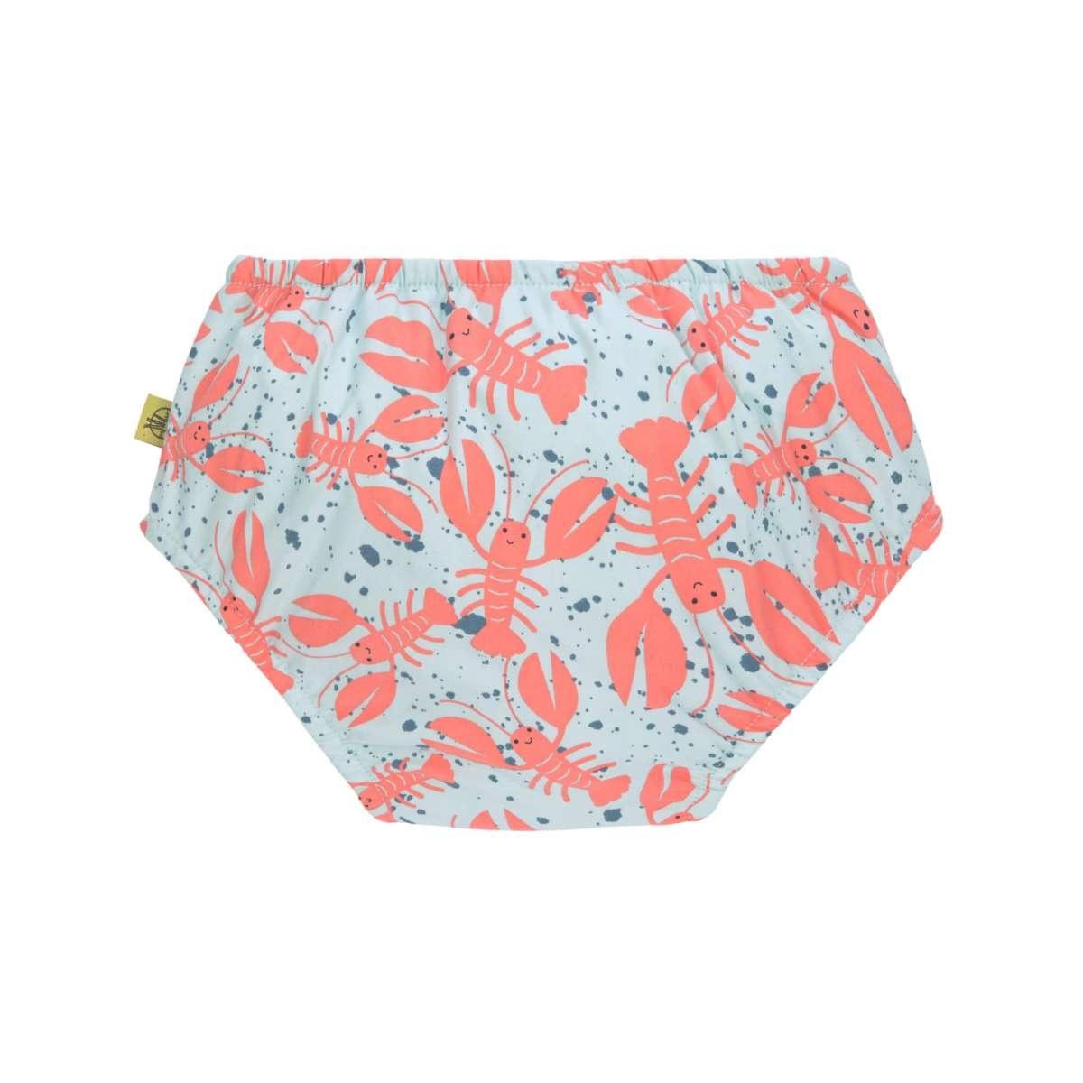 LASSIG Swim Diaper - Crawfish